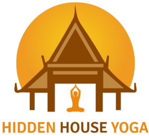 hidden house yoga logo