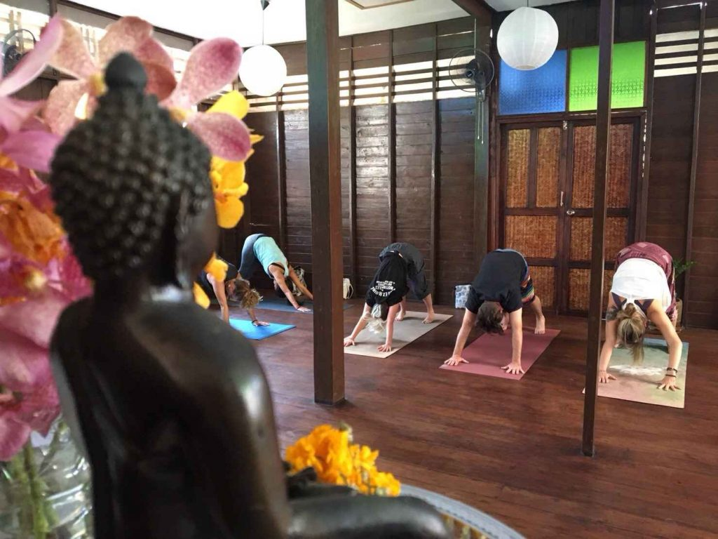 yoga chiang mai - hidden House Yoga